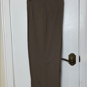 NWT Coldwater Creek brown Holly Pant size 16